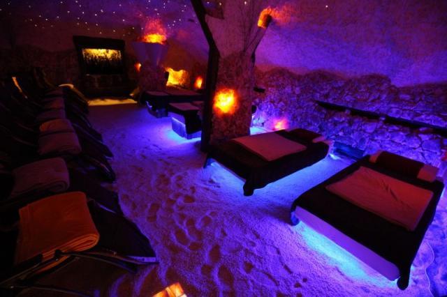 Salzgrotte Hildesheim - Entspannen Sie in außergewöhnlicher Atmosphäre
