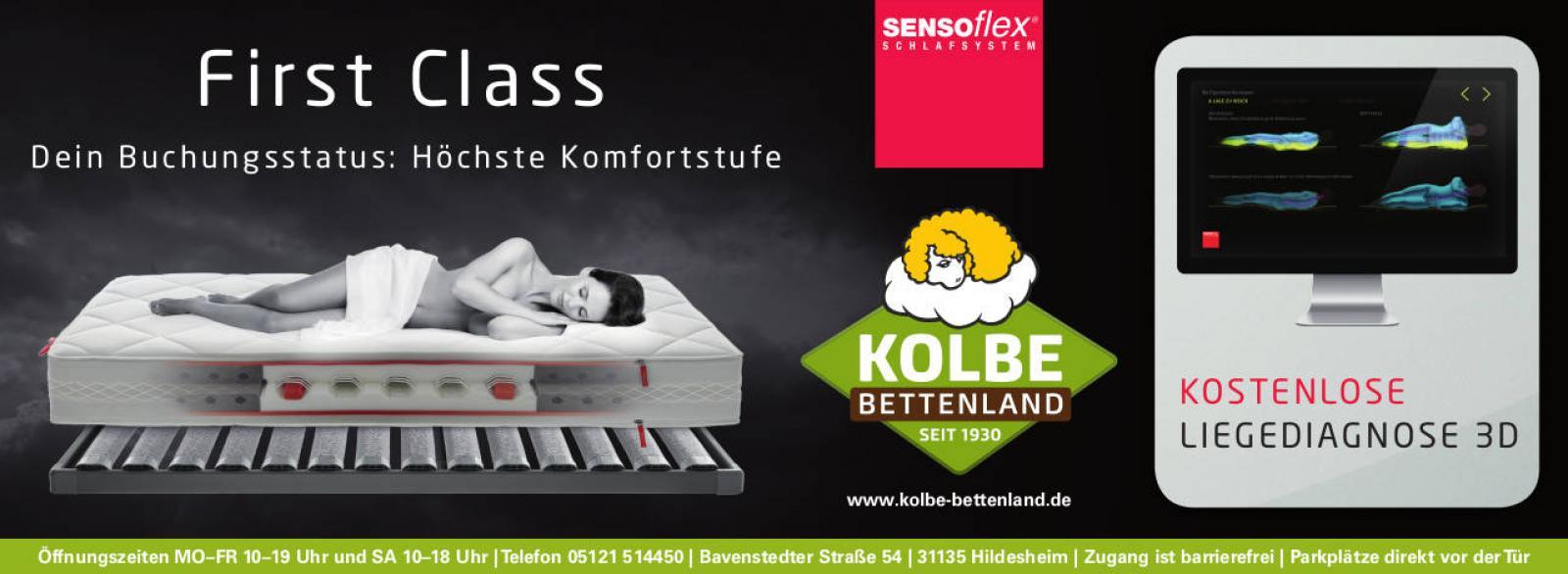 Kolbe Bettenland In Hildesheim